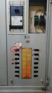 名古屋市中川区にて漏電調査