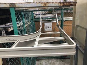 名古屋市瑞穂区のマンションにて高圧受電設備更新にかかる取替電気工事2