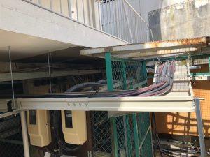 名古屋市瑞穂区のマンションにて高圧受電設備更新にかかる取替電気工事4