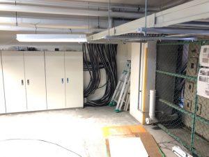 名古屋市瑞穂区のマンションにて高圧受電設備更新にかかる取替電気工事5