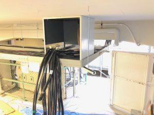 名古屋市瑞穂区のマンションにて高圧受電設備更新にかかる取替電気工事6