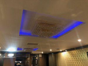 名古屋市中区の飲食店様にてリフォーム工事にかかる電気工事