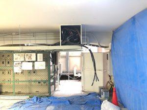 名古屋市瑞穂区のマンションにて高圧受電設備更新にかかる取替電気工事7