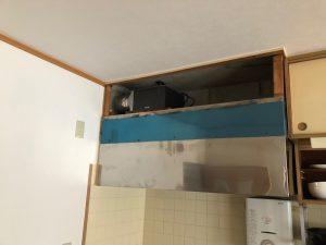 名古屋市西区のマンションにて換気扇の取替電気工事