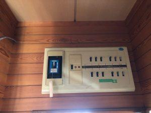 愛知県稲沢市のご自宅にてEVコンセントの取付電気工事