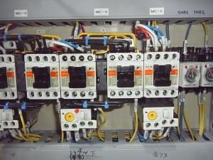 機械用スイッチ修理