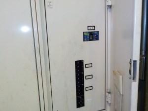 グラインダー電源工事 A01