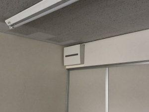 名古屋市南区のテナントビルにて貸室フロア改修電気工事